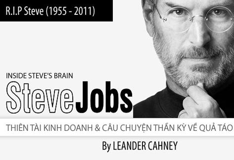 Thiên tài kinh doanh và câu chuyện thần kỳ về quả táo