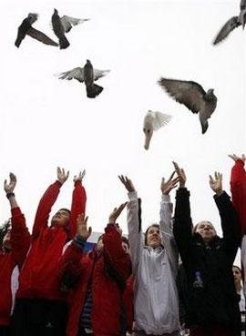 Chim phóng sinh