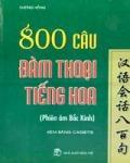 800 câu đàm thoại tiếng hoa (phiên âm bắc kinh)