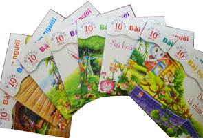 Bộ sách bài học làm người - mỗi ngày 10 phút ( trọn bộ 8 cuốn)