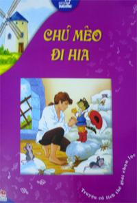 Chú mèo đi hia - sách tuổi thơ