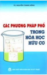Các phương pháp phổ trong hoá học hữu cơ