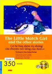 Cô bé bán diêm và những câu chuyện nổi tiếng của andersen (song ngữ)