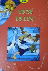 Cô bé lọ lem - sách tuổi thơ