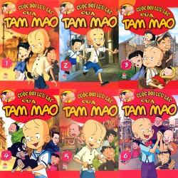 Cuộc đời lưu lạc của tam mao (trọn bộ 6 cuốn)
