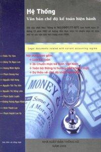 Hệ thống văn bản chế độ kế toán hiện hành
