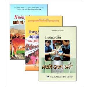 Hướng dẫn chăn nuôi - trọn bộ 3 cuốn