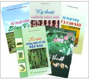 Kỹ thuật trồng...(trọn bộ 5 cuốn)