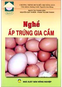 Nghề ấp trứng gia cầm