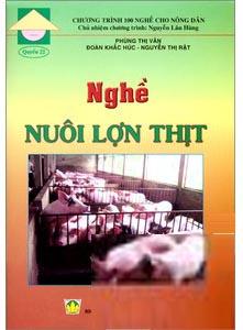 Nghề nuôi lợn thịt