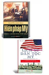 Omega - 2 cuốn: lịch sử dân tộc mỹ, hiến pháp mỹ được làm ra như thế nào?