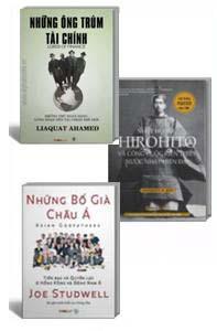 Omega - 3 cuốn: những ông trùm tài chính, những bố già châu á...