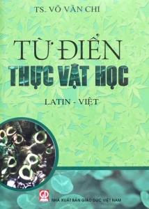 Từ điển thực vật học - latin - việt – sách vinabooks.vn