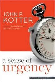 Thông điệp của John Kotter về sự cấp thiết (Phần 1)