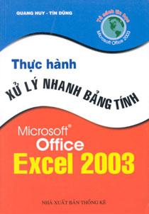 Thực hành xử lý nhanh - microsoft office excel 2003