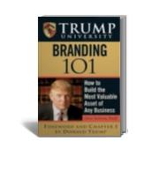 Xây dựng thương hiệu theo phong cách Trump