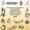 Fashion accessories (pepin press design books)