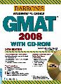 Gmat 2008 with cd-rom (14th edition - kèm 1 cd)