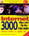 Internet 3000 địa chỉ uy tín - cần thiết trong nước và quốc tế