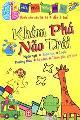 Khám phá não trái - tủ sách phát triển trí tuệ dành cho các bé từ 4 đến 8 tuổi
